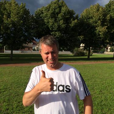 Sylvain, blogueur à Mulhouse