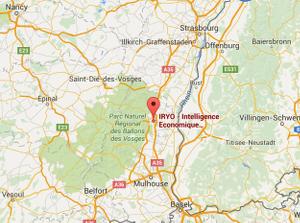 Iryo : Intelligence économique à Colmar en Alsace